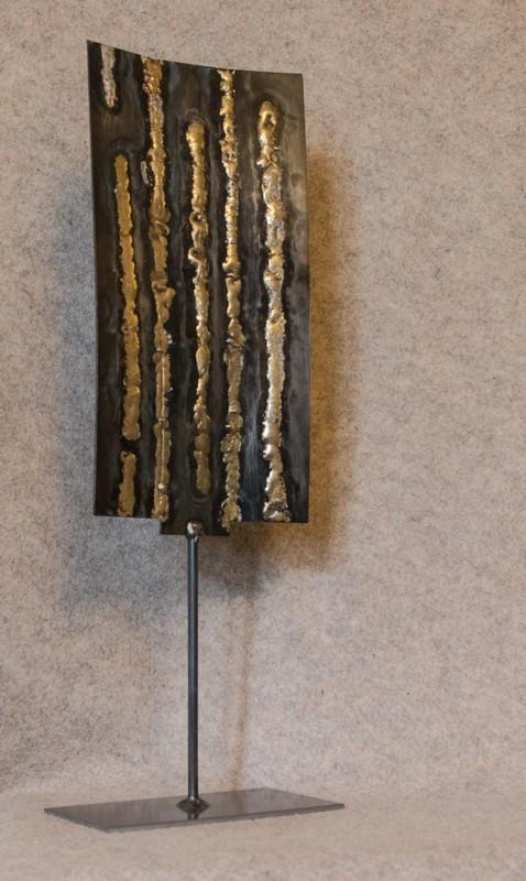 Objet de décoration en métal El Dorado n°4