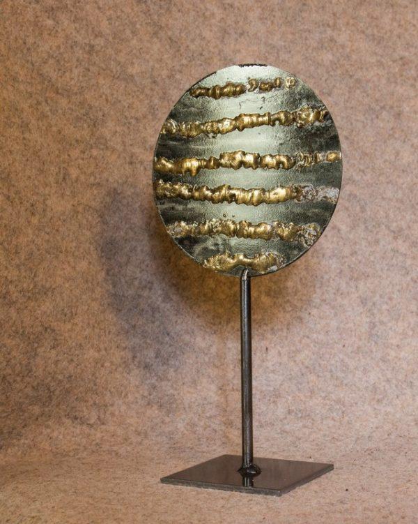 Objet métallique de décoration d'intérieur Soleil Soleil n°1