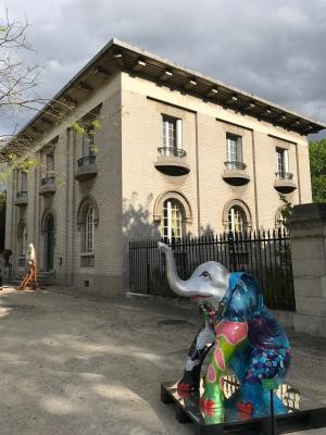 """2ème Salon """"sculptures animalières"""" en collaboration avec l'Ecole vétérinaire de Maisons Alfort (EnVA)"""